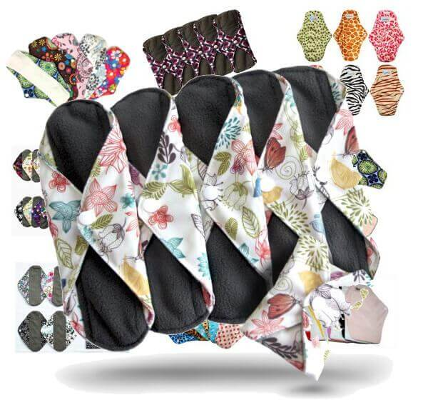 2016s top 10 reusable cloth menstrual pads reviewed