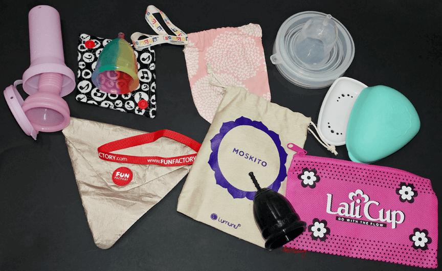 how to choose a menstrual cup