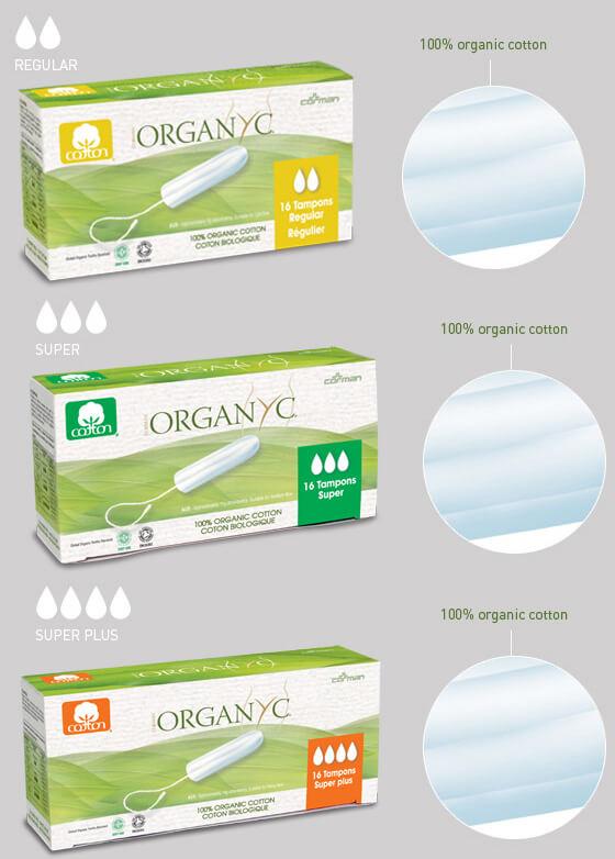 Organyc 174 Organic Tampons Full Review