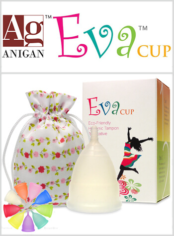 Anigan EvaCup ® Menstrual Cup - Full Review