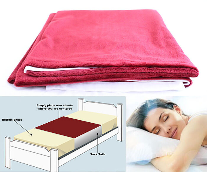 1 x WATERPROOF PROTECTIVE KING SIZE MATTRESS COVER PROTECTOR Wetti*sh