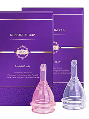 Aiwo Cup 174 Menstrual Cup Full Review Winner Or Loser
