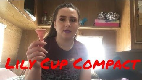 Menstrual Cup Review | the Lily Cup Compact