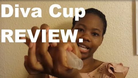 Using the Diva cup: Menstrual cup REVIEW!