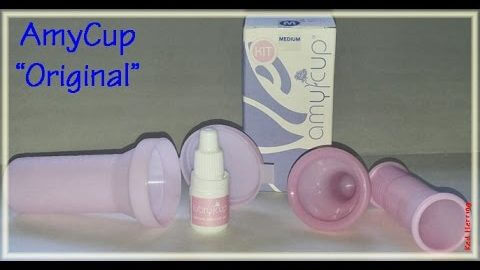 "Amy Cup ""Original"" Menstrual Cup Information - AmyCup"