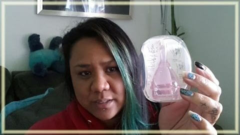 Aiwo Menstrual Cup Unboxing