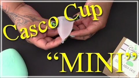 "Casco Cup ""MINI"" - Menstrual Cup Info & Review"