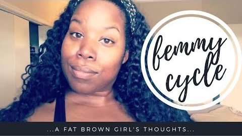 FemmyCycle Menstrual Cup REVIEW by AmberEmme (a Fat Brown Girl)