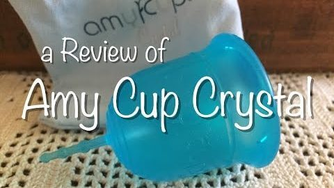 Product Review -  Amy Cup Crystal