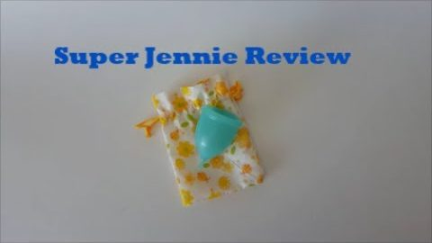 Super Jennie Review - Menstrual cup