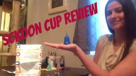The Sckoon Menstrual Cup Review
