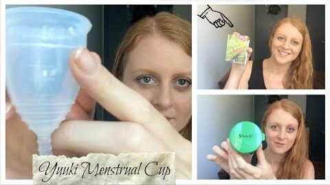 Yuuki Menstrual Cup - Unboxing + First Thoughts