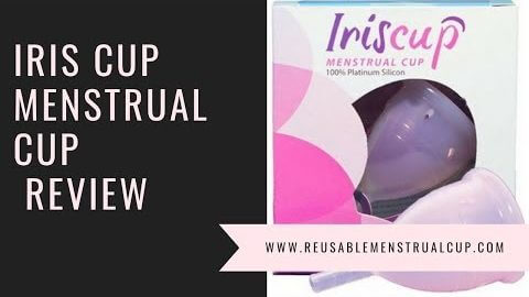 Iris Cup (Reusable Menstrual Cup) Review