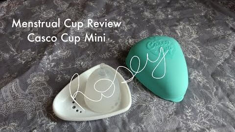 Casco Cup Mini - Menstrual Cup Review
