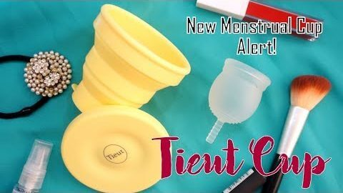 Giveaway: Tieutcup Menstrual Cup Review - Yellow Yum