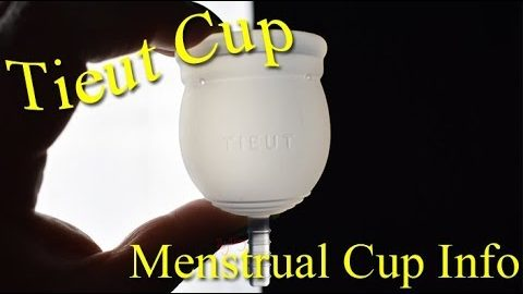 Tieut Cup Unboxing and Info - Menstrual Cup