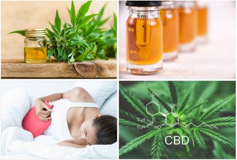 CBD Oil for Menstrual Cramps (PMS)? What It Is and How It Works