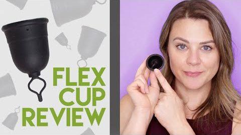 Flex Menstrual Cup Review