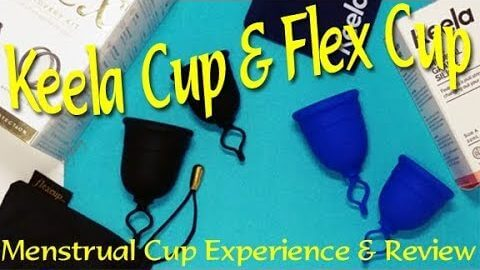 Keela Cup & Flex Cup - Menstrual Cup Experience and Review