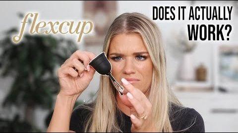 FLEX CUP...EASIEST CUP EVER? | Samantha Ravndahl