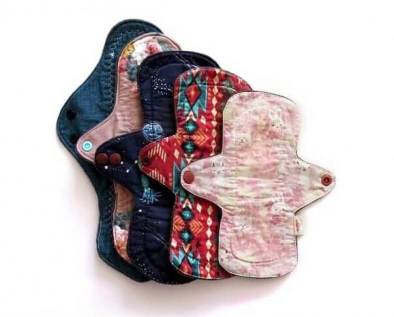 Choosing the Right Fabric for Your Reusable Menstrual Pad