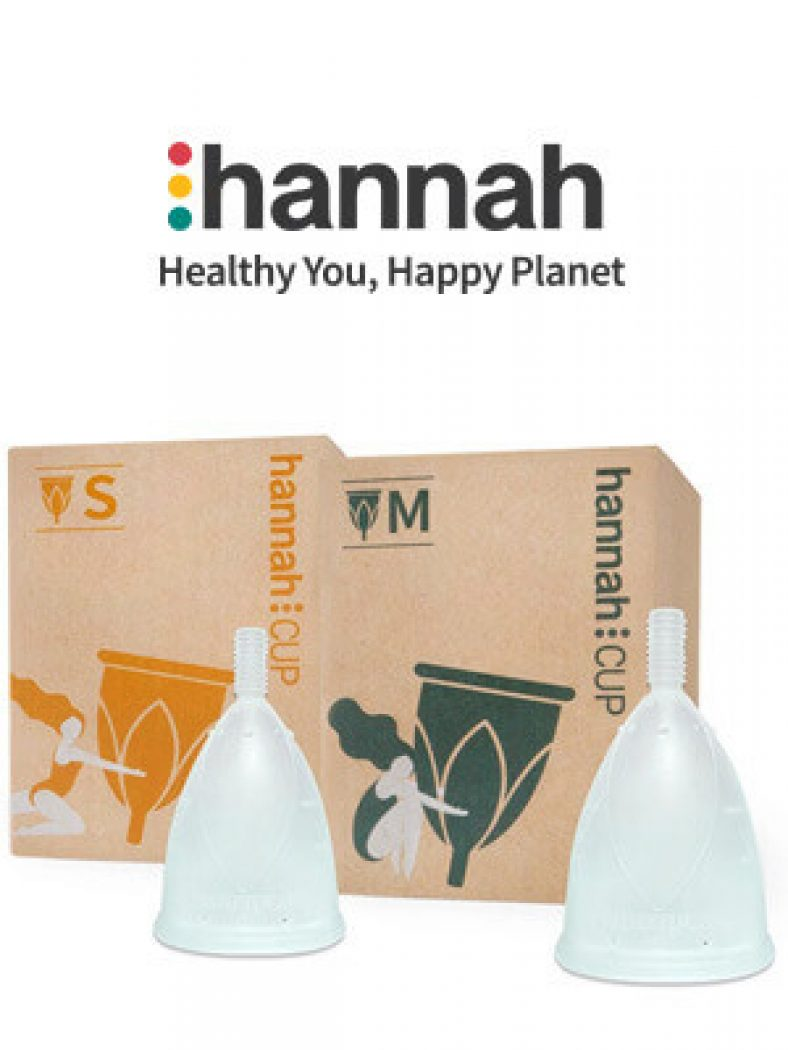 HannahCup Menstrual Cup - Full Review