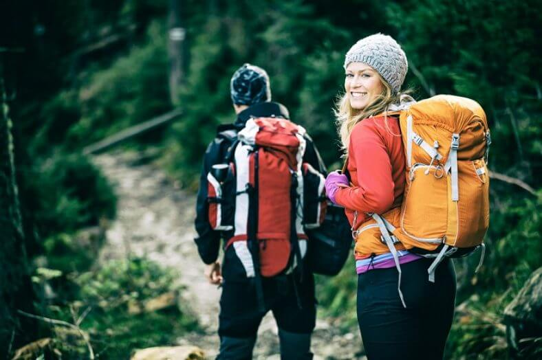 Enjoying Camping and Hiking While on Your Period